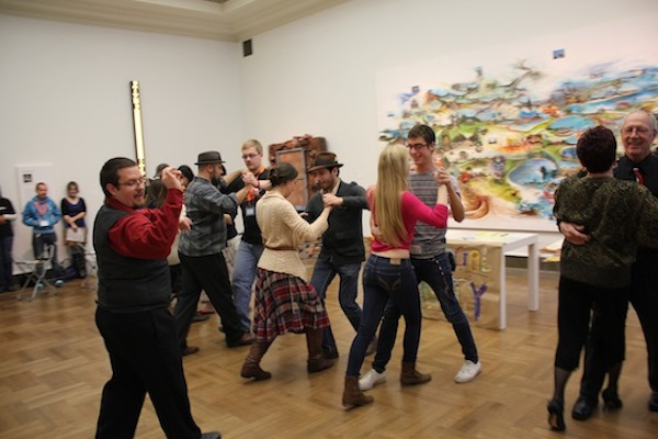 Social Sundays: Learning to Tango in the Museum