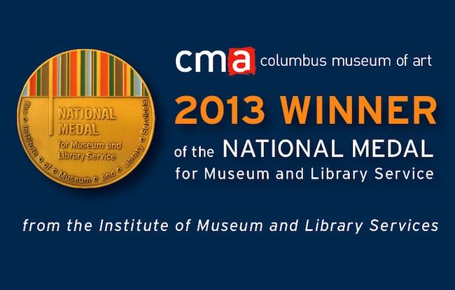 CMA Wins IMLS National Award