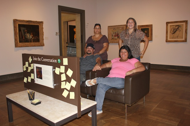Visitor Stories and Conversations New Blog Series