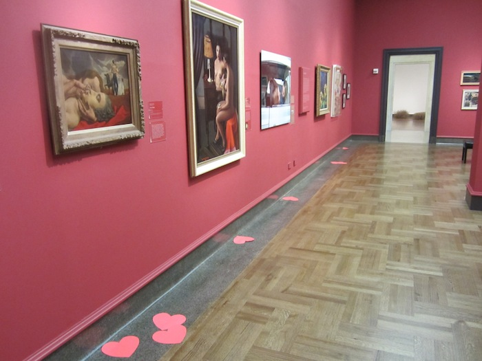 Hearts for Art for Valentine's Day