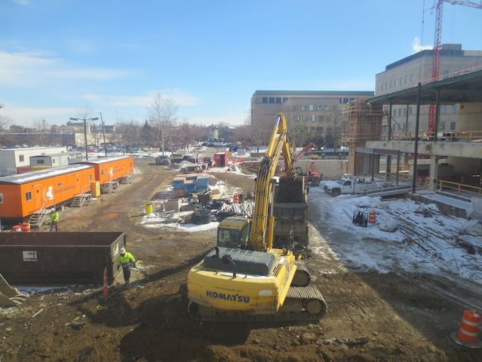 Breaking Tradition. Breaking Ground: Construction Update #1
