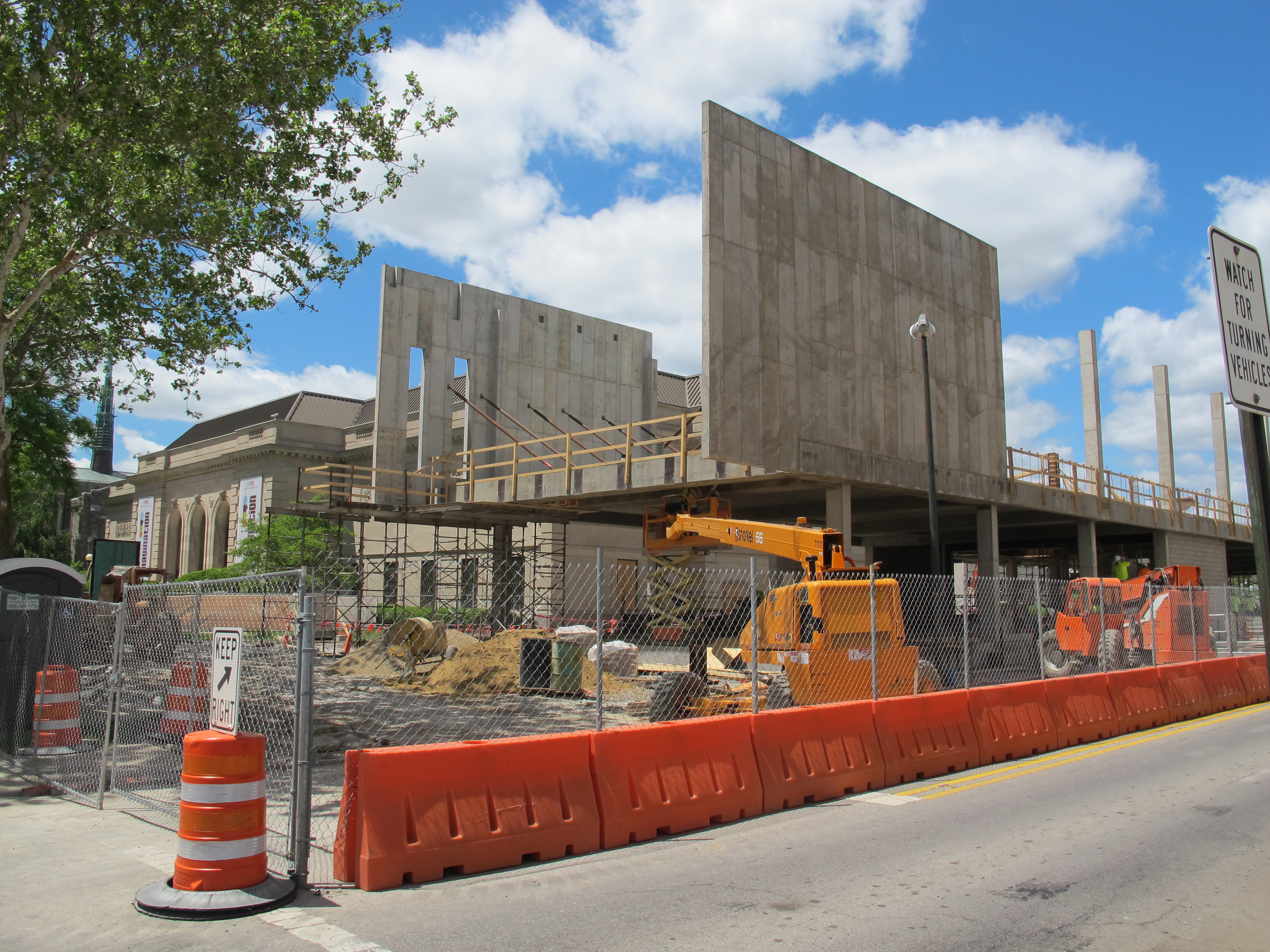 CMA May Construction Update