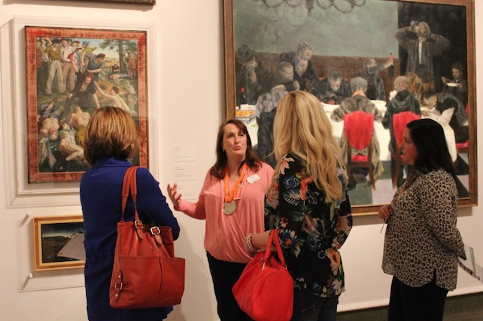 Become a Docent at Columbus Museum of Art