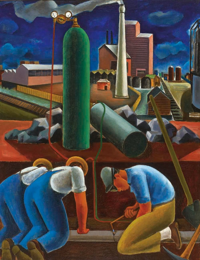 Gilbert, Robert - Industrial Composition