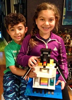 Inspired by LEGO: A Family Story