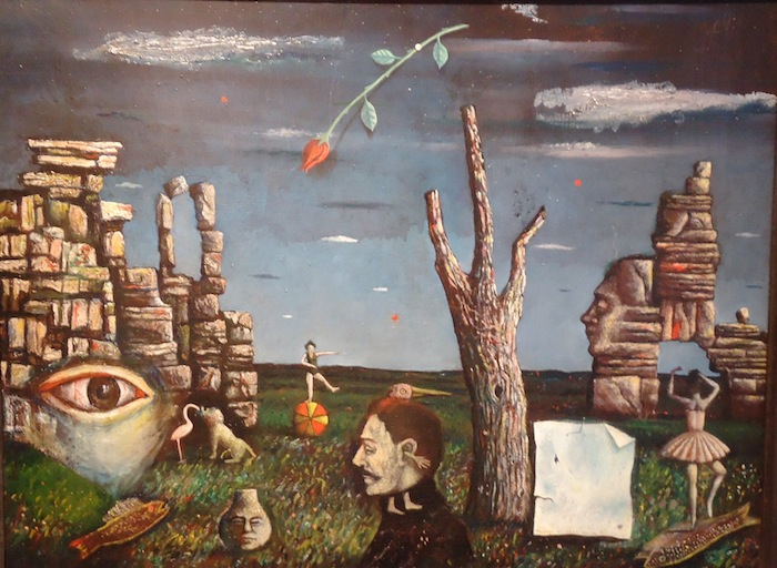 American Surrealism and Modern Dialect