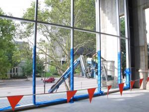 Grid installation