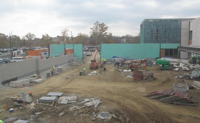 October Construction Update