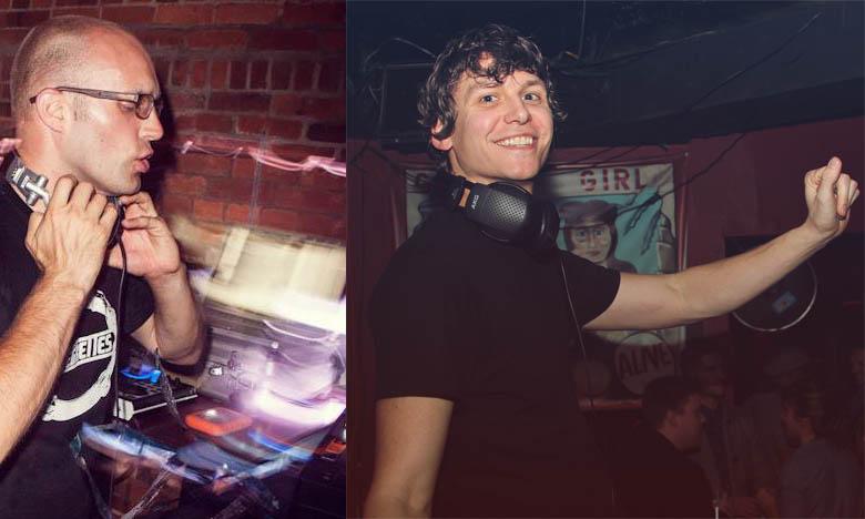 Wonderball Q & A with DJs Charles Erickson and Donnie Mossman