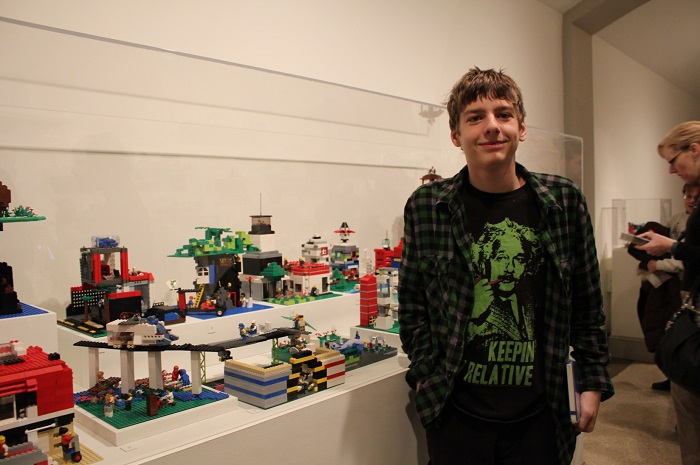 Celebrating Creativity with Lego