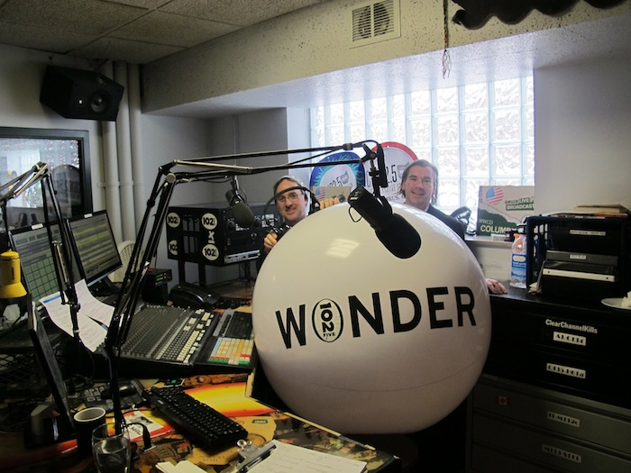 Wonderball On Air: Q & A with WCBE and WWCD