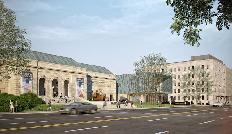 NEW CMA: Columbus Museum of Art Announces Opening Date for New Wing