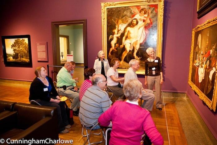 Art and Alzheimer's