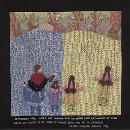 Fabric of Survival: The Art of Esther Nisenthal Krinitz