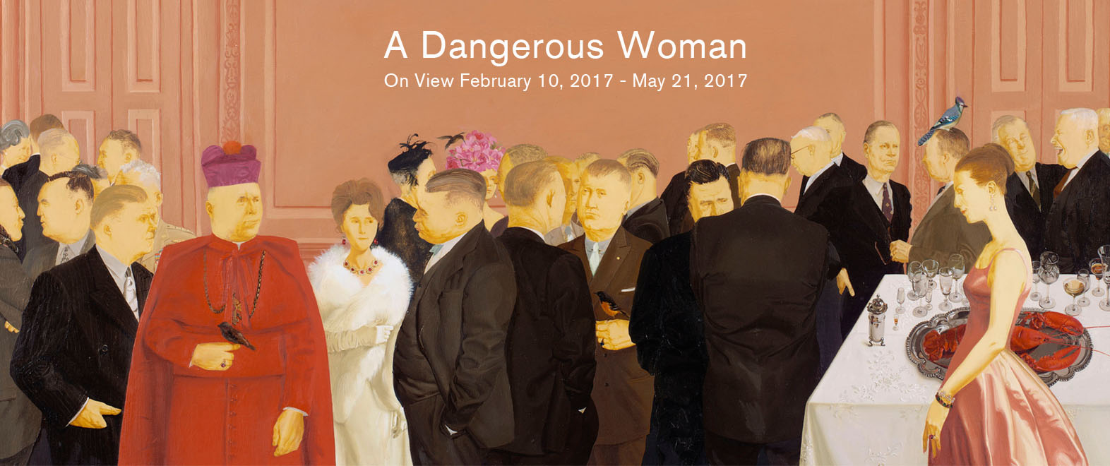 A Dangerous Woman: Subversion abd Suurealism int the art of Honore Sharrer