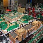 Think Outside the Brick Lego exhibition