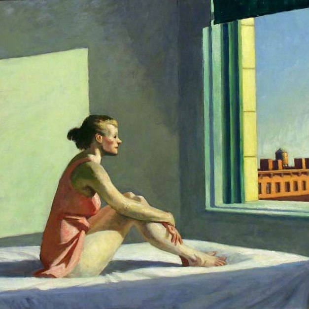 Pocketguide to CMA: Edward Hopper's Morning Sun
