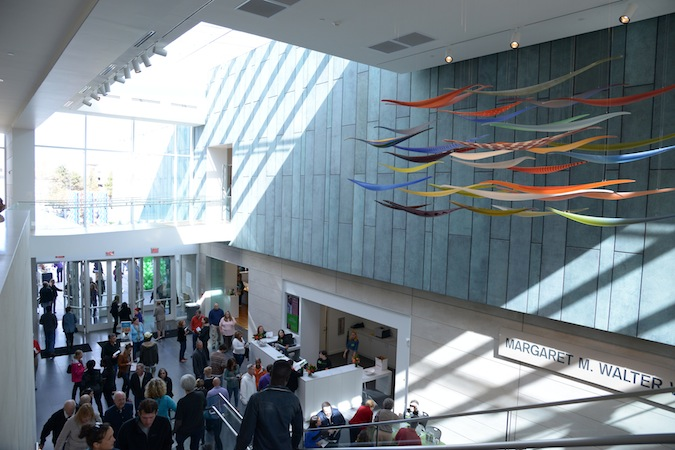 CMA Walter Wing Opens to Rave Reviews