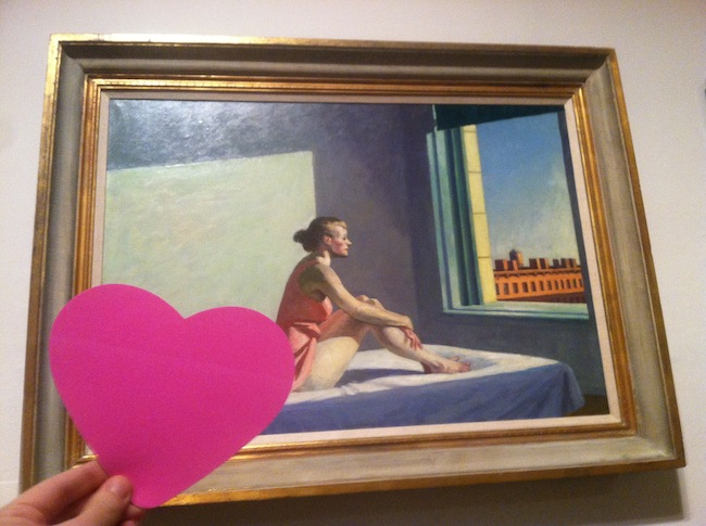 Museums Celebrate Valentine's Day with #HeartsforArt