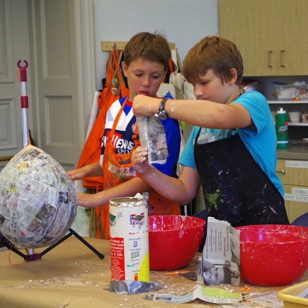 Summer Art Workshops at Columbus Museum of Art