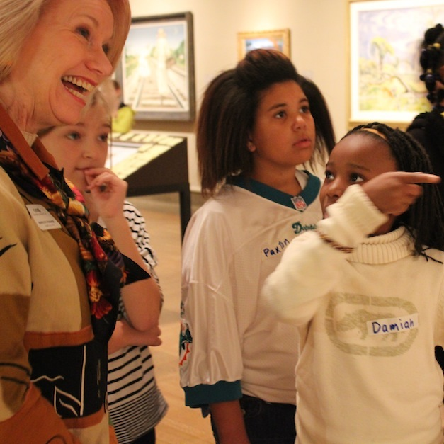 2016 CMA Docent Opportunities