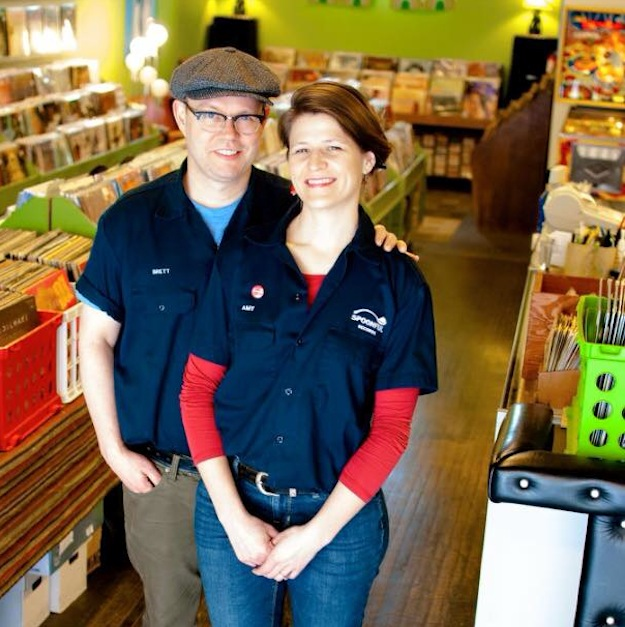 Album Covers as Art: Q&A with the Owners of Spoonful Records