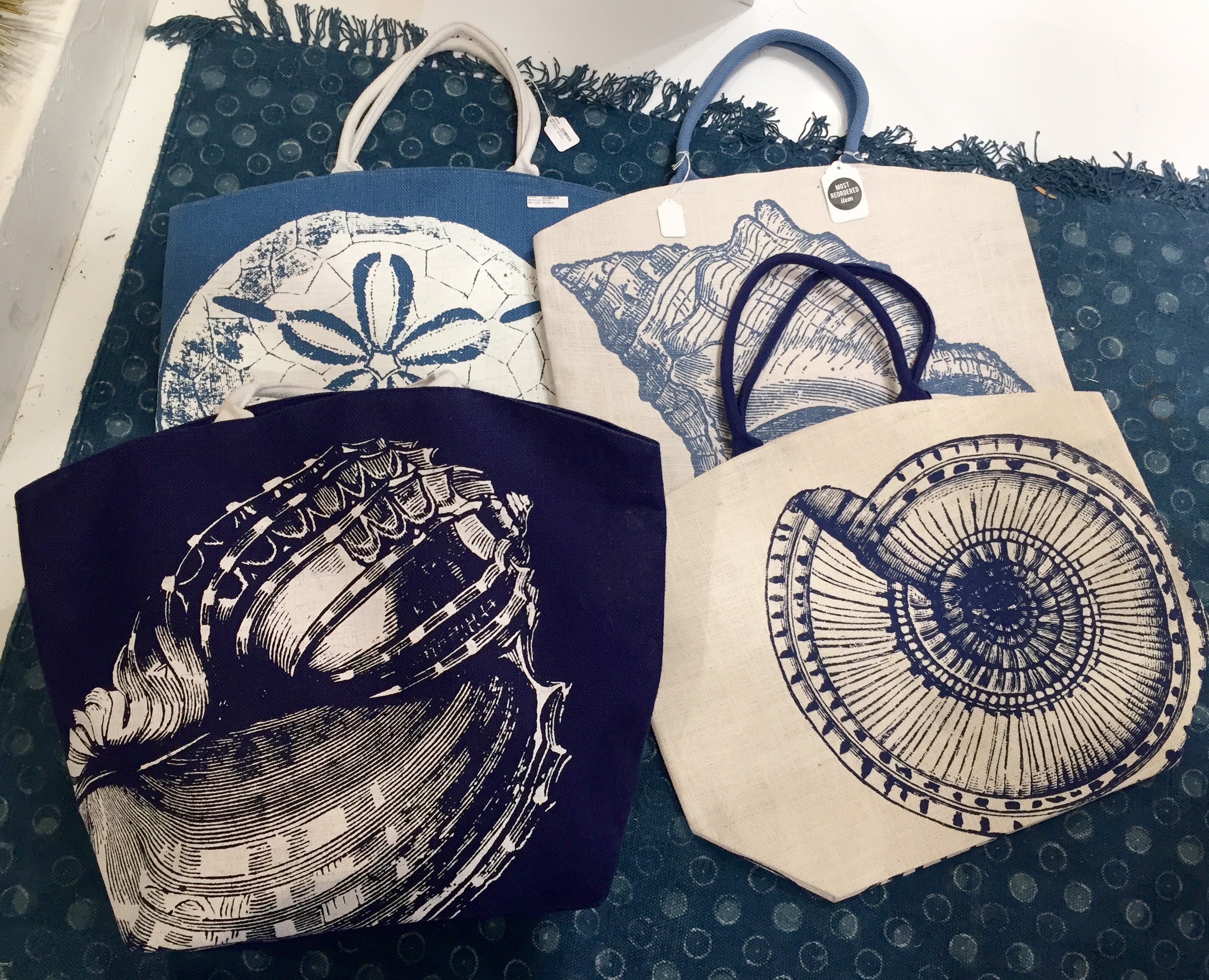 shell bags