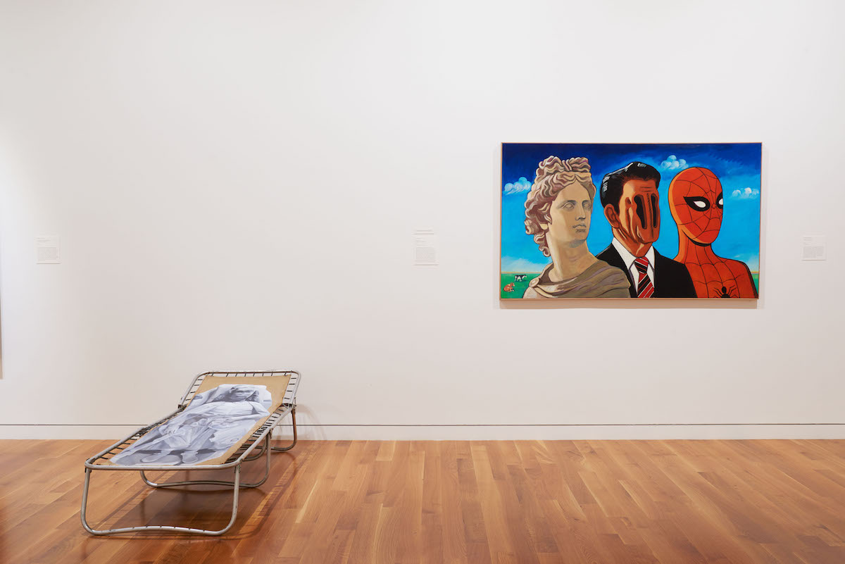 Red Horizon Exhibition at Columbus Museum of Art