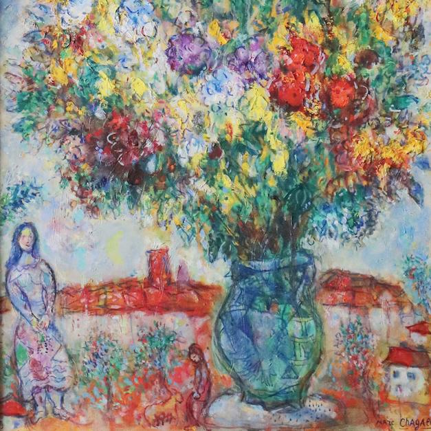 Chagall Detail