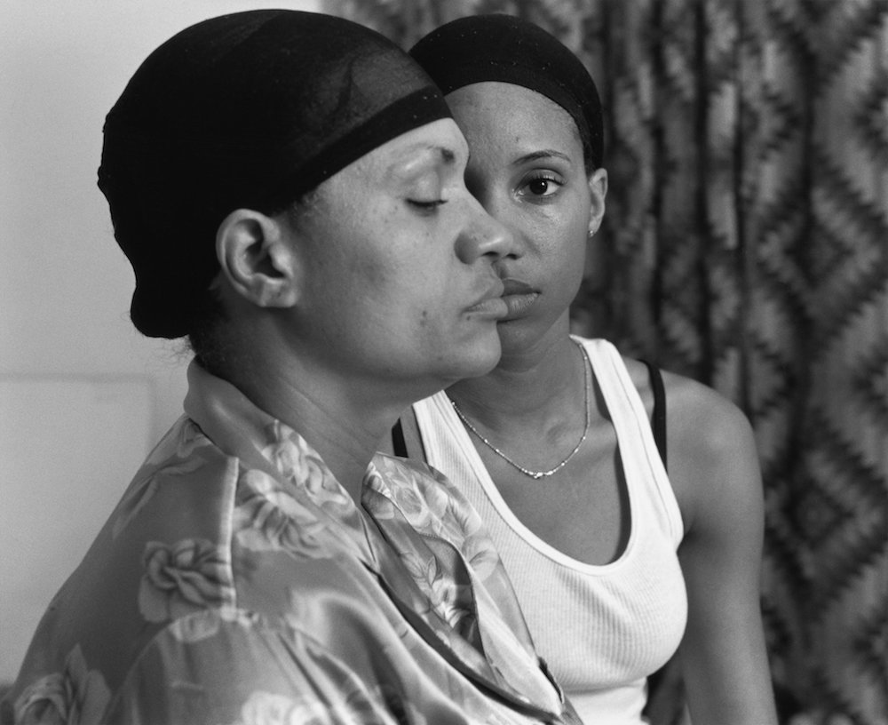 LaToya Ruby Frazier, Momme, 2008. Gelatin silver print, 20 x 24 inches. Courtesy of the artist and Gavin Browns enterprise, New York.