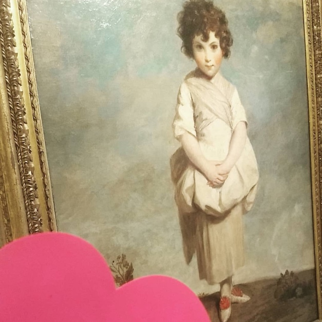 Celebrate Valentine's Day with #Heartsfor Art