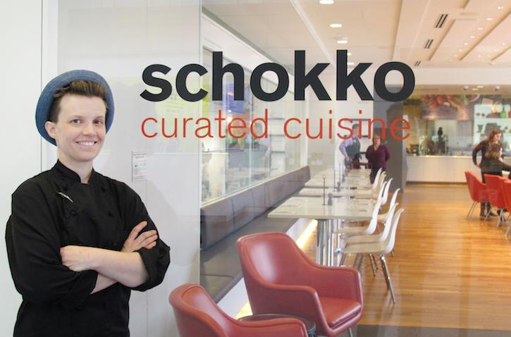 Schokko Chef Laura Richmond
