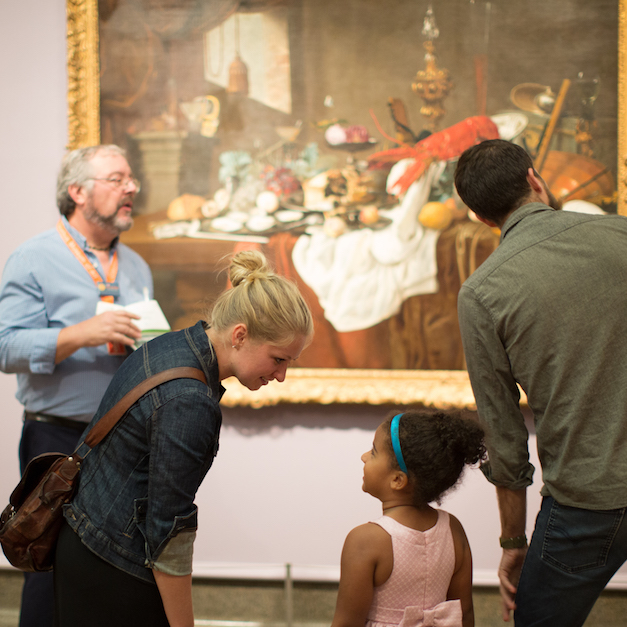 Become a Member of the 2019 CMA Docent Class