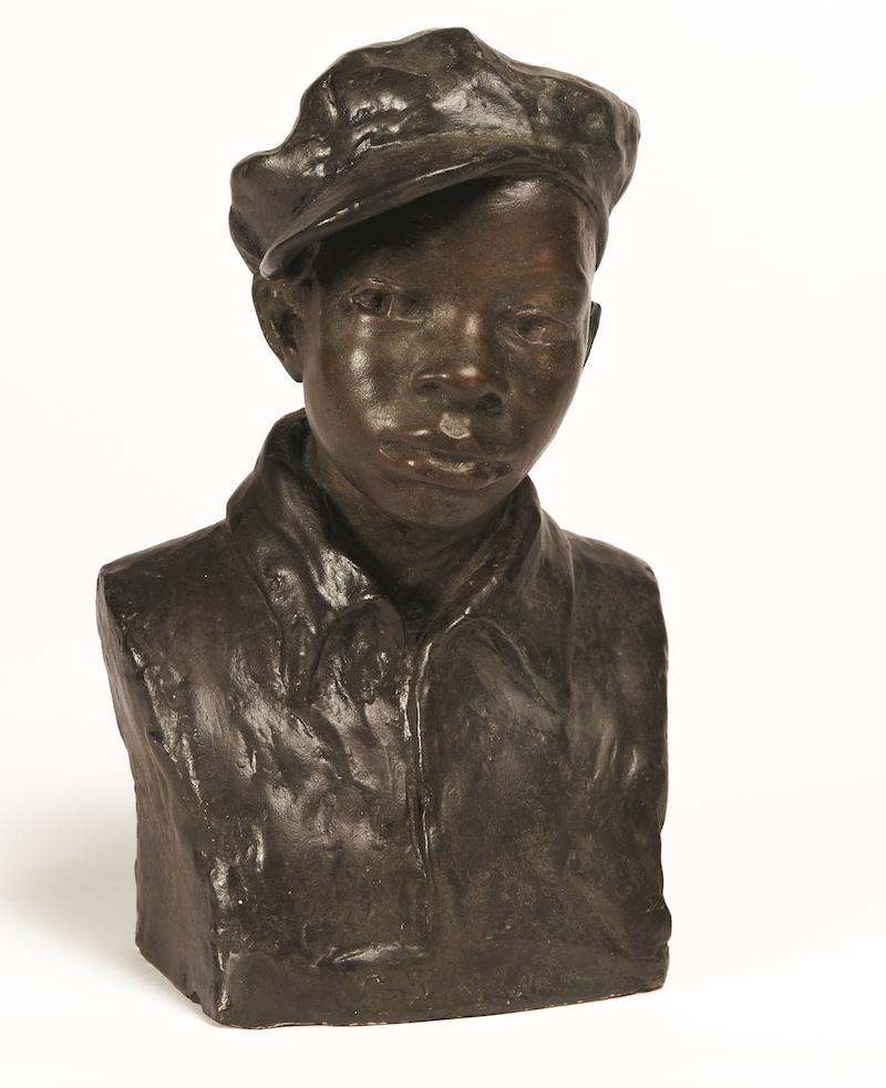 Augusta Savage, Gamin, c. 1930, John and Susan Horseman Collection