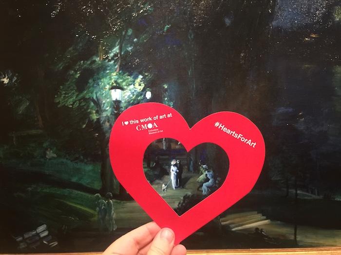 Bellows heartsforart