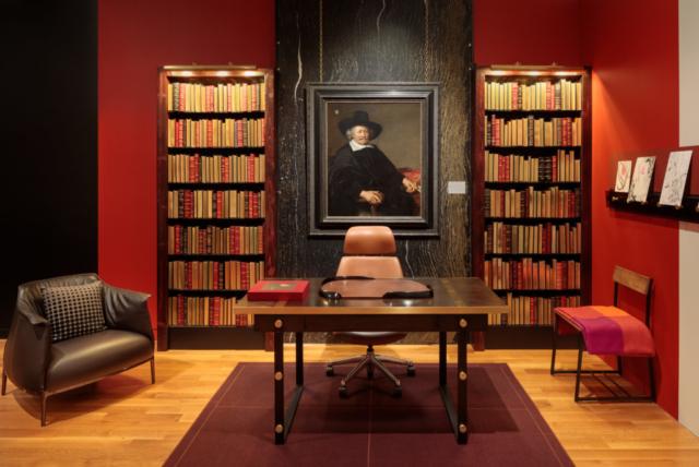 Dutch Master Den by Fritz Harding, Fritz Harding Interiors