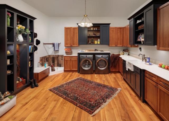 Laundry Room by Jeremy Kelley, Rick Kelley Builders