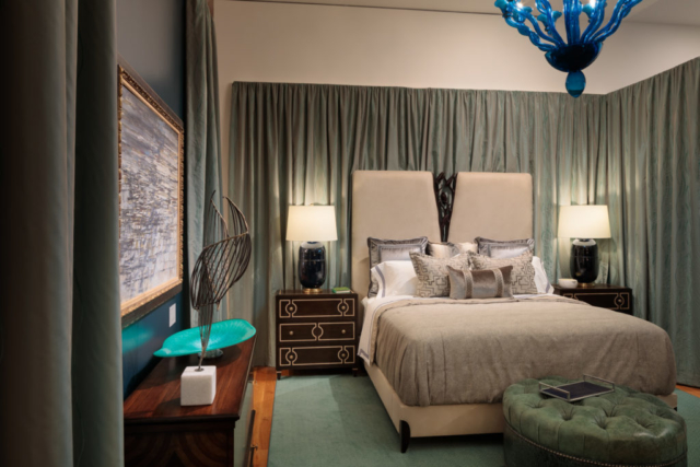 Master Bedroom by Neal Hauschild, Nth Degree Home