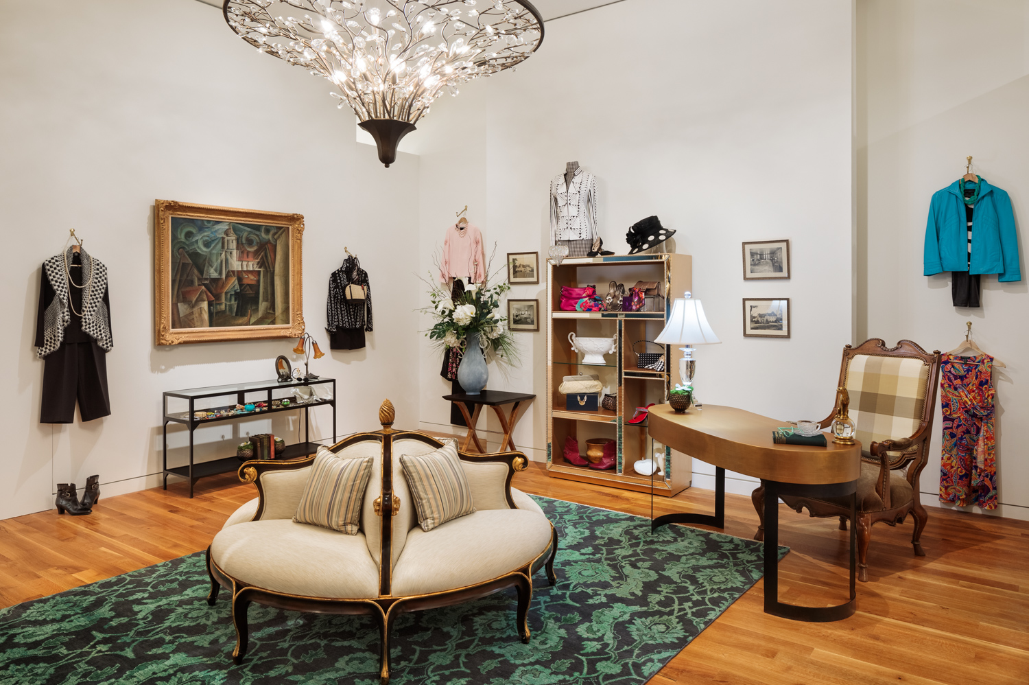 Dressing Room by Neal Hauschild, Nth Degree Home