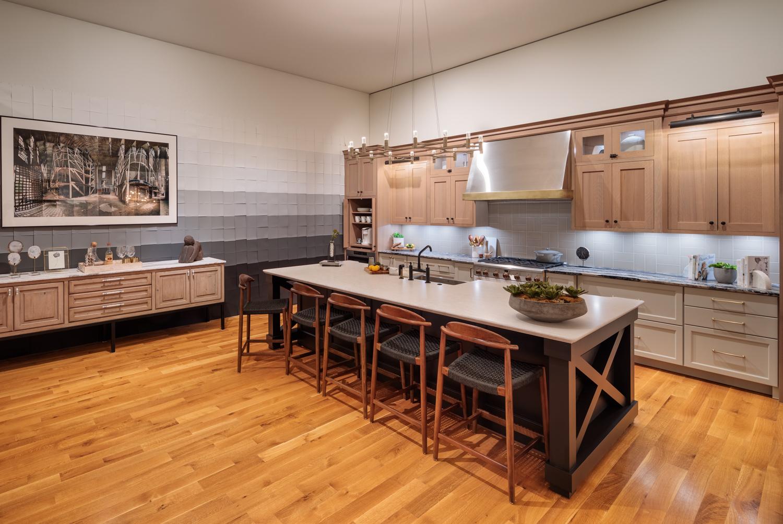 Kitchen by Tyler Swartzmiller, Haus Studio