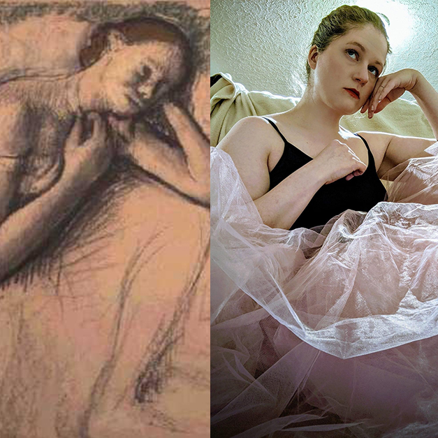 Recreate Famous Art: Homemade Masterpiece Challenge