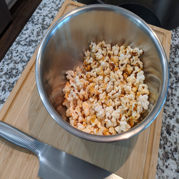 It's Kettle Corn Season