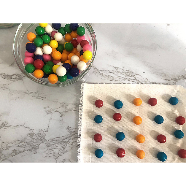 Candy Palette #myCMAStudio Challenge