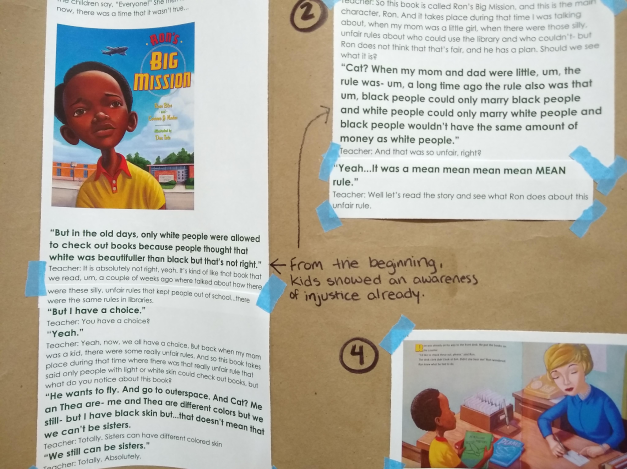 Talking to Kids About Racism: Stereotype, Representation and Identity