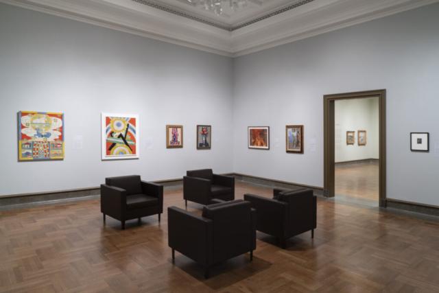 Gallery 6 Installation