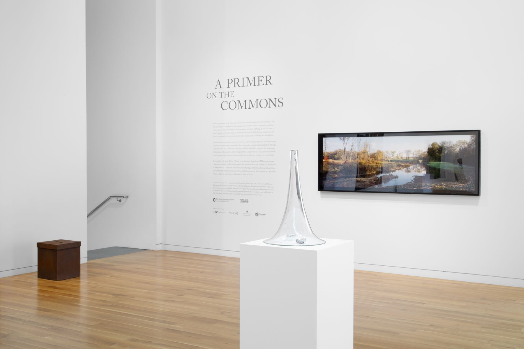 A Primer on the Commons Installation Shot