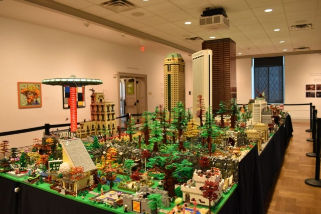 Think Outside the Brick: The Creative Art of LEGO®