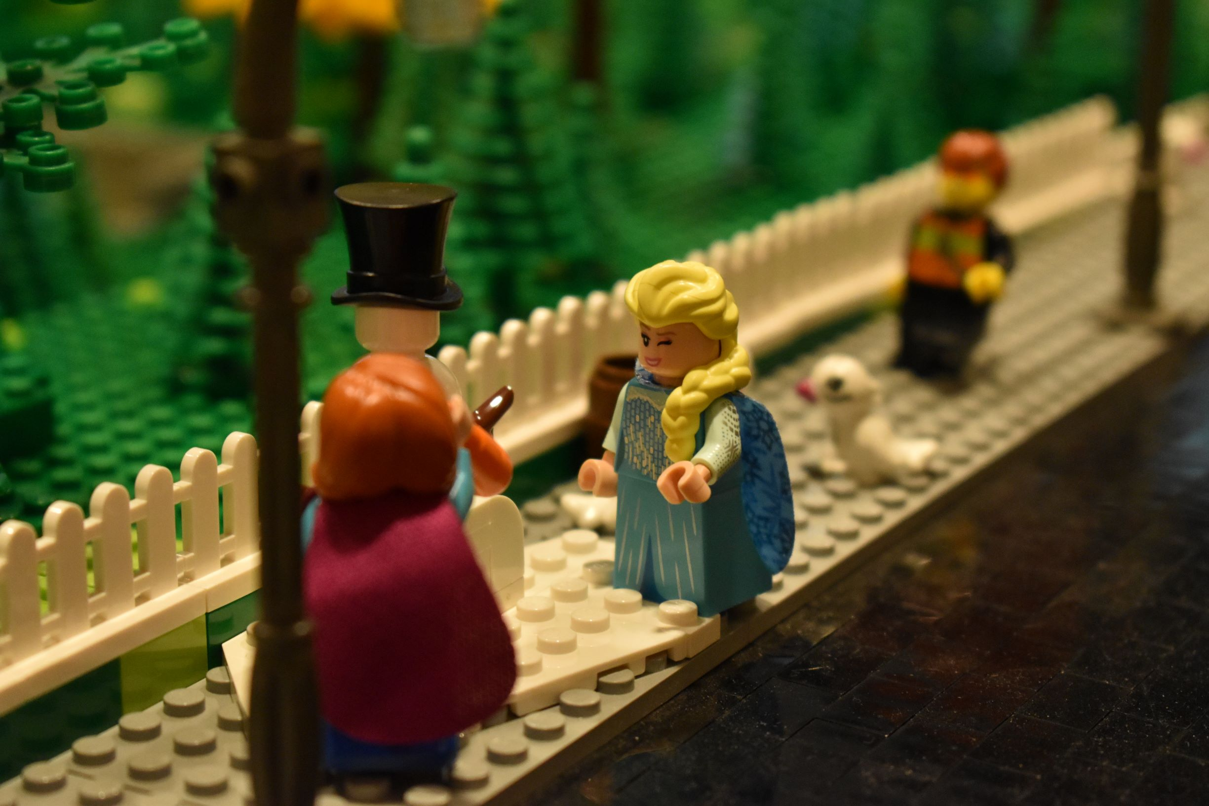Think Outside the Brick: The Creative Art of LEGO® detail image