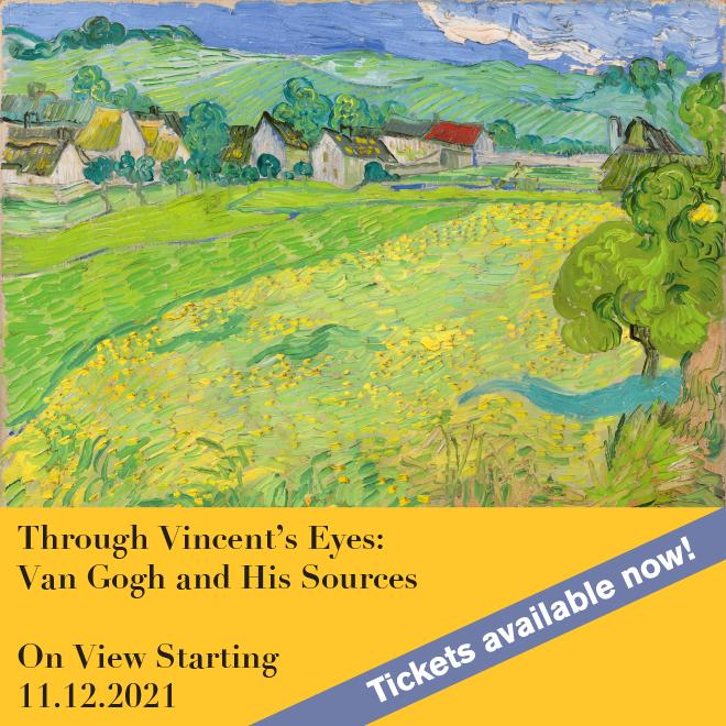 Van Gogh mob