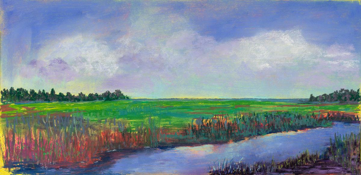 David Engler - Wetland Shelter